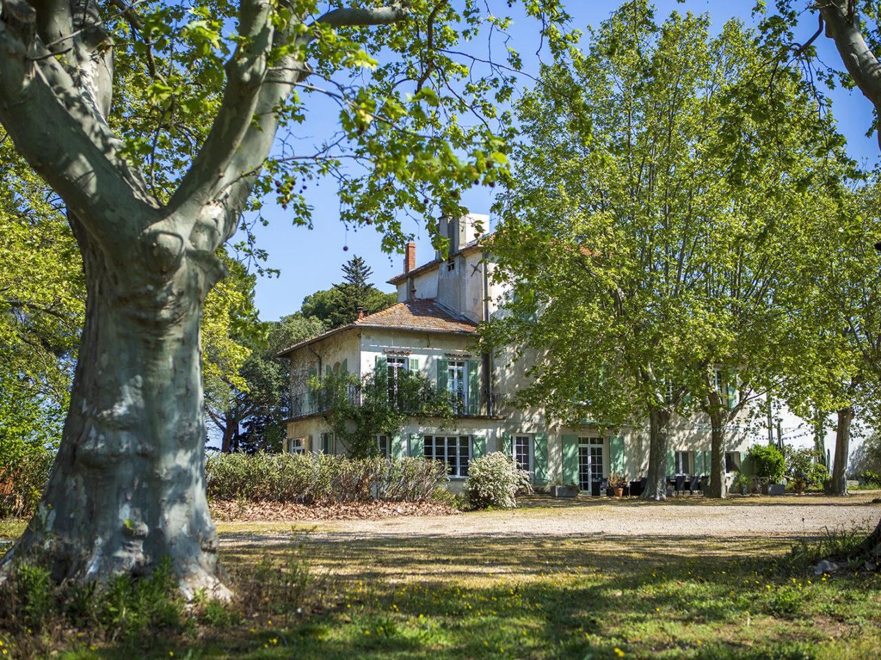 Château Saint Louis la Perdrix - Extérieurs - site
